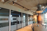 Powierzchnie biurowe 100 m2 /140 m2 / 200 m2 i ponad w luksusowo wyposażonym biurowcu w podgórzu w centrum Krakowa.